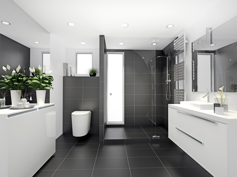 duschwand aus glas diy glas. Black Bedroom Furniture Sets. Home Design Ideas