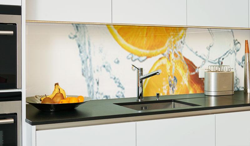 Küchenrückwand Fliesen Oder Glas ~ küchenrückwand aus glas küchenrückwände glas diy glas